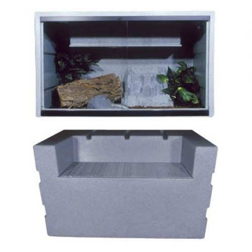 """Snake Cage Model 433 - 48"""" W x 28"""" D x 28"""" H"""