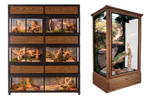 reptile cages & enclosures