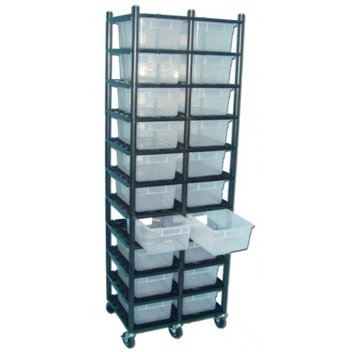 sterelite 1753 breeding racks