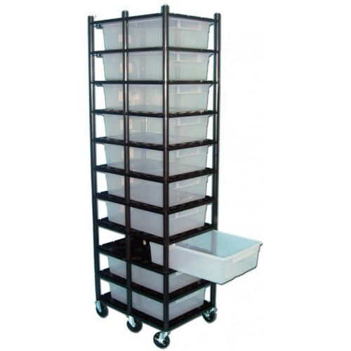 sterelite 1755 breeding racks
