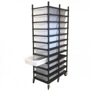 Vision Products 11 Level V-70 Breeding Rack