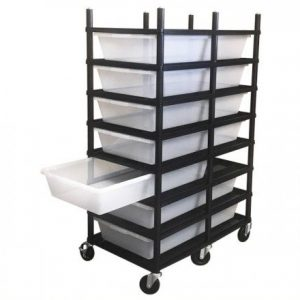 Vision Products 7 Level V-70 Breeding Rack