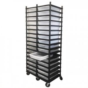 Vision Products 16 Level V-35S Hatchling Rack