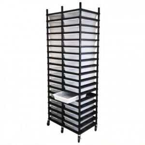 Vision Products 18 Level V-35S Hatchling Rack