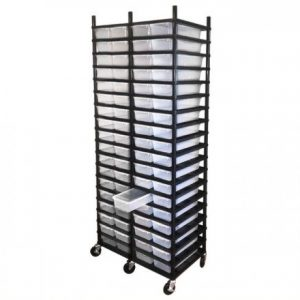 Vision Products 18 Level V-18 Hatchling Rack