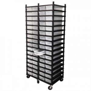 Vision Products 16 Level V-18 Hatchling Rack