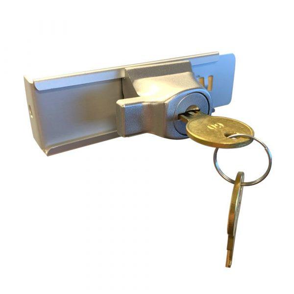Vision Cage Door Lock