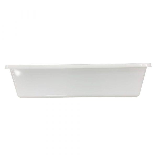 Vision Products V-180 White Boa Breeding Tub - Side