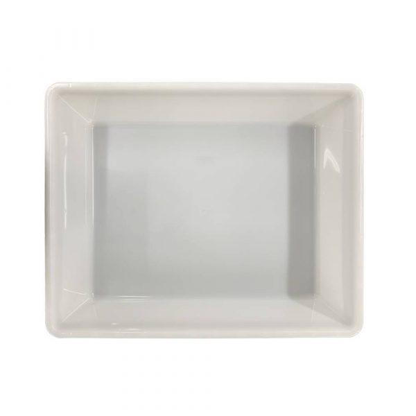 Vision Products V-180 White Boa Breeding Tub - Top