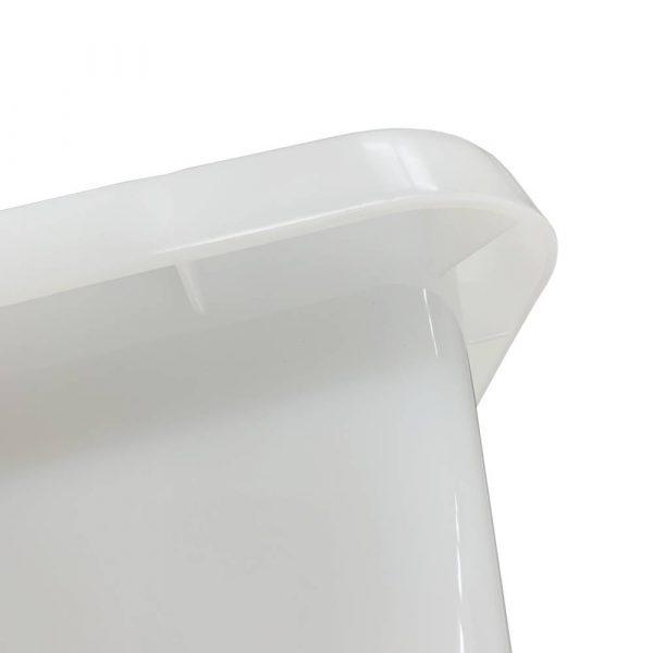 Vision Products V-180 White Boa Breeding Tub - Rim