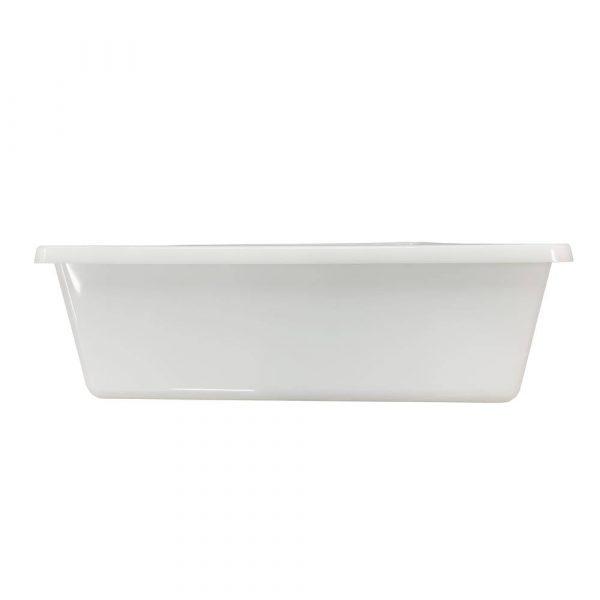 Vision Products V-180 White Boa Breeding Tub - End