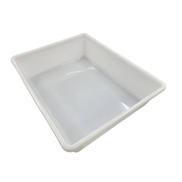 Vision Products V-180 White Boa Breeding Tub