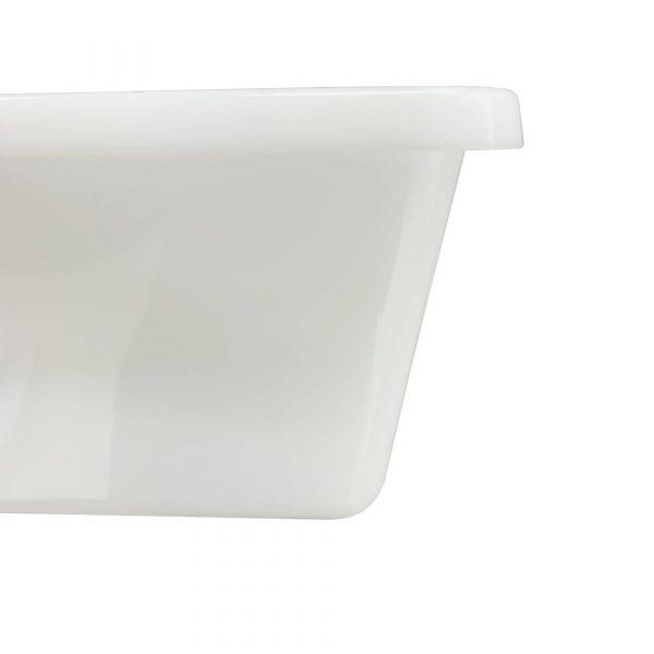 Vision Products V-180 White Boa Breeding Tub - Corner