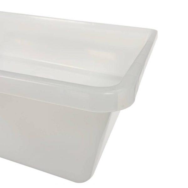 Vision Products V-180 Clear Boa Breeding Tub - Corner