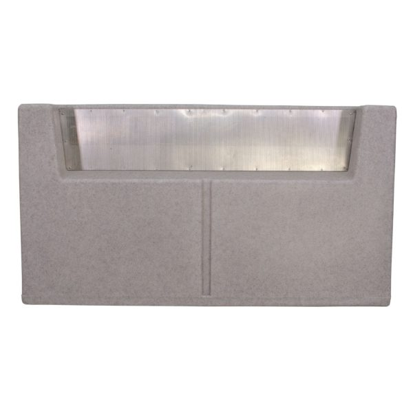 Vision Cage Model 400 - Classic Gray - Top