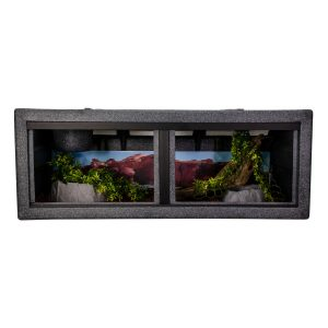 Vision Cage Model 422 - Black Granite - Landscape