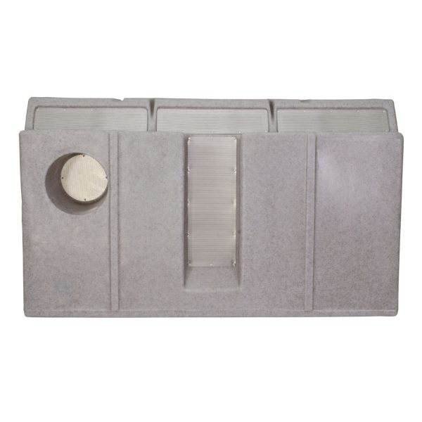 Vision Cage Model 422 - Classic Gray - Top