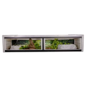 Vision Cage Model 600 - Classic Gray - Landscaped