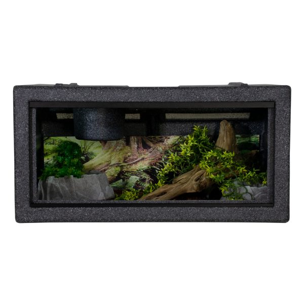 Vision Cage Model 332 - Black Granite - Landscape