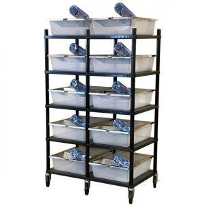 Vision Products V-35 5 Level Rodent Rack