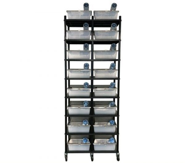Vision Products V-35 8 Level Rodent Rack