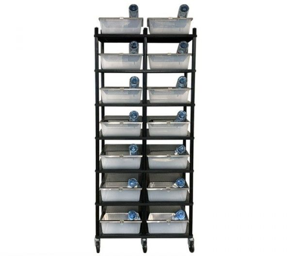Vision Products V-35 7 Level Rodent Rack