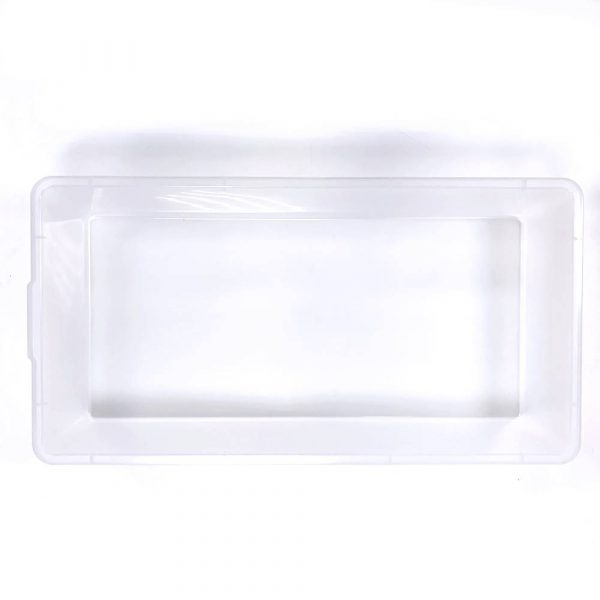 Vision Products V-70 Clear Snake Breeding Tub - Top