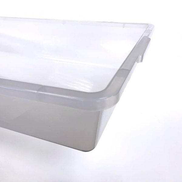 Vision Products V-70 Clear Snake Breeding Tub - Handle