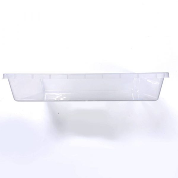 Vision Products V-35S Clear Hatchling Snake Tub - Side