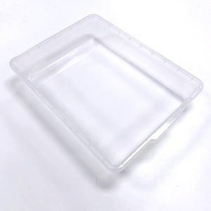 Vision Products V-35S Clear Hatchling Snake Tub