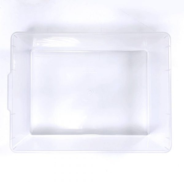 Vision Products V-35 Clear Snake Breeding Tub - Top