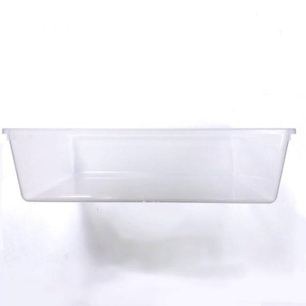 Vision Products V-35 Clear Snake Breeding Tub - Side