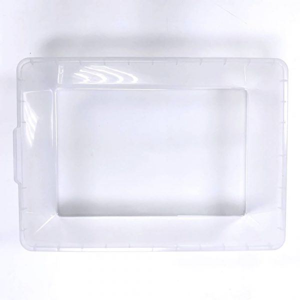 Vision Products V-28 Clear Snake Breeding Tub - Top