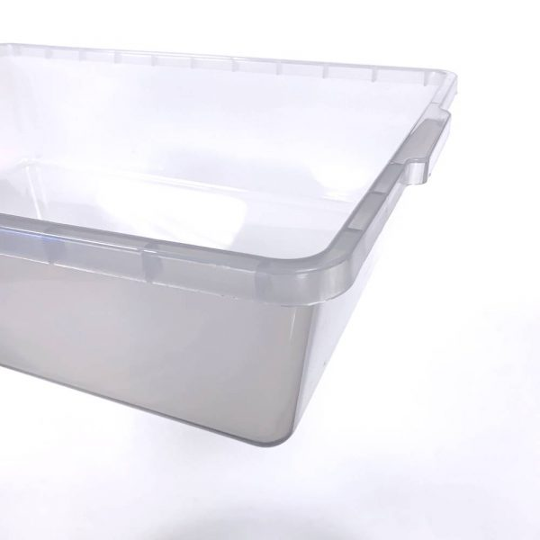 Vision Products V-28 Clear Snake Breeding Tub - Handle