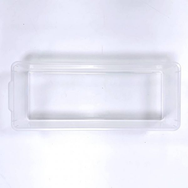 Vision Products V-18 Clear Hatchling Snake Tub - Top