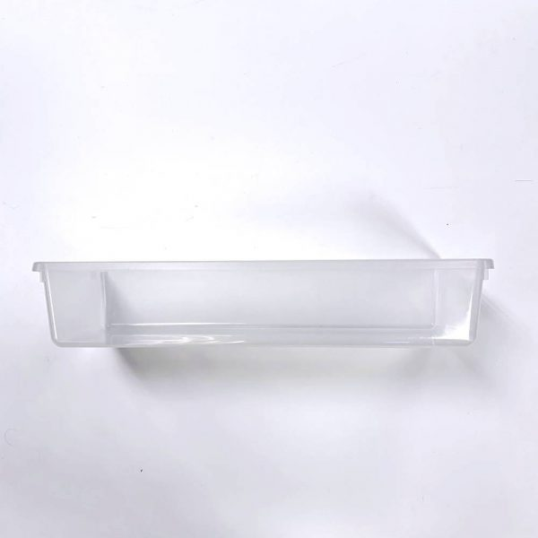 Vision Products V-18 Clear Hatchling Snake Tub - Side