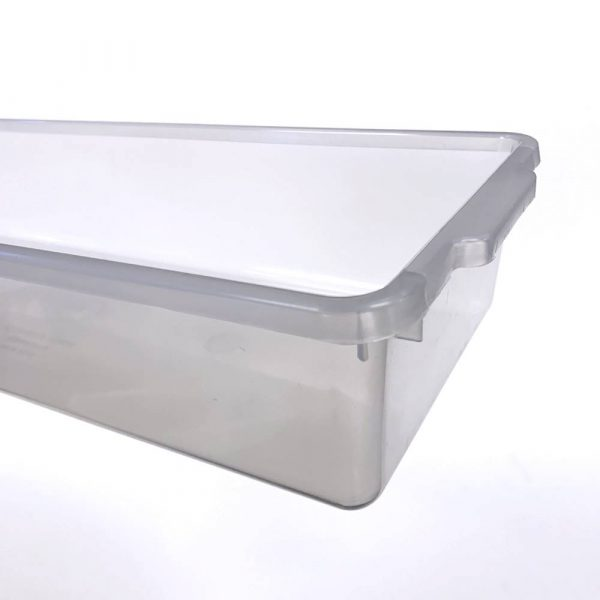 Vision Products V-18 Clear Hatchling Snake Tub - Handle