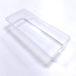 Vision Products V-18 Clear Hatchling Snake Tub