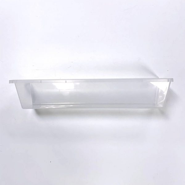 Vision Products V-15 Clear Hatchling Snake Tub - Side