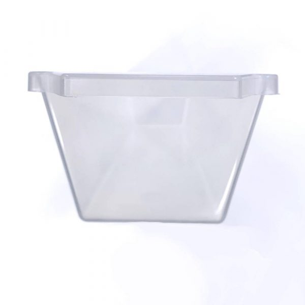 Vision Products V-15 Clear Hatchling Snake Tub - Front