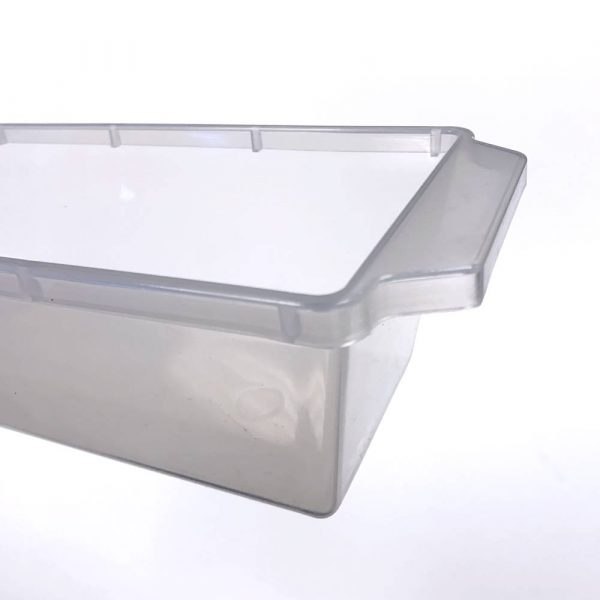 Vision Products V-15 Clear Hatchling Snake Tub - Handle