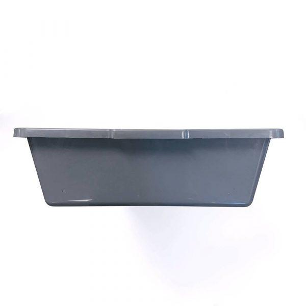 Vision Products V-70 Gray Snake Breeding Tub - End