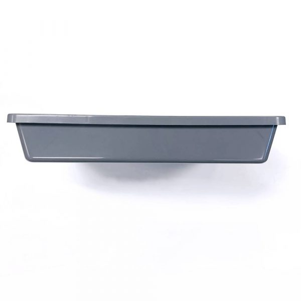 Vision Products V-35S Gray Hatchling Snake Tub - Side