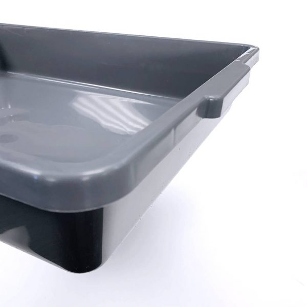 Vision Products V-35S Gray Hatchling Snake Tub - Handle