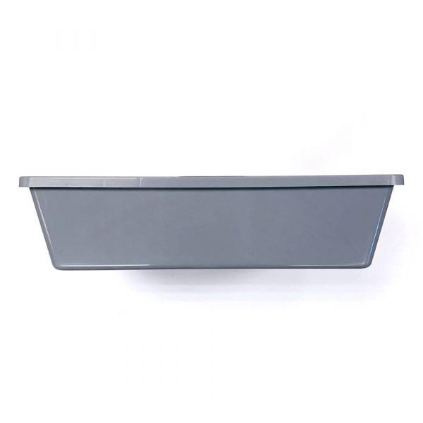 Vision Products V-28 Gray Snake Breeding Tub - Side