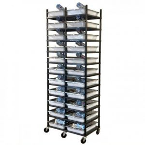 Vision Products 11 Level V-35S Mouse Breeding Rack