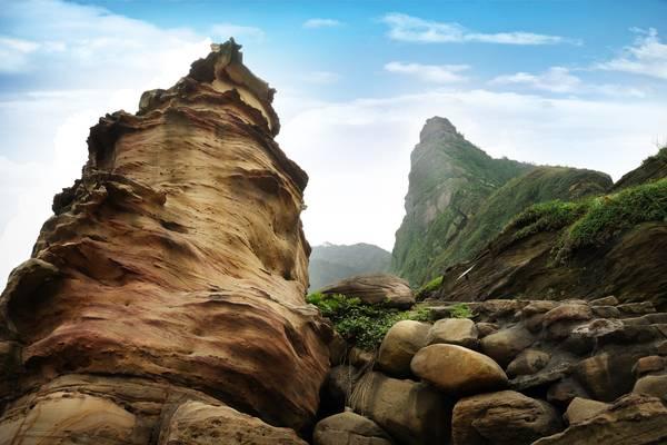 Unique Rock Formation