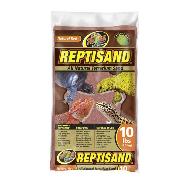 ReptiSand Natural Red 10lb