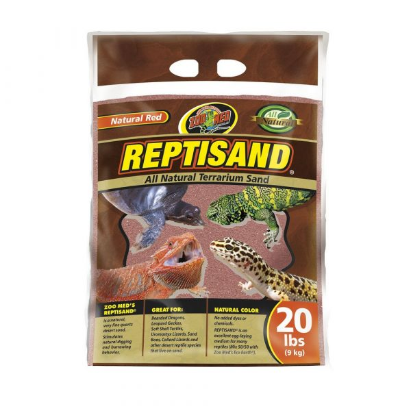 ReptiSand Natural Red 20lb