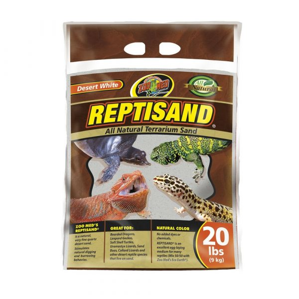 ReptiSand Desert White 20lb